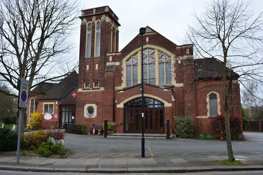 Southgate Methodist Church