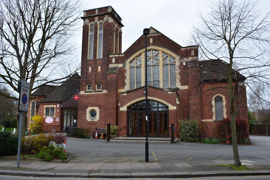 Southgate Methodist Church